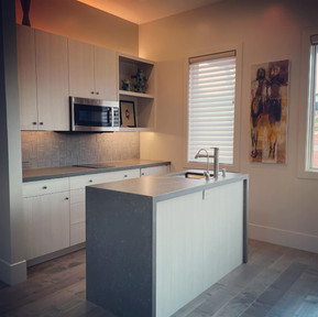 Custom Kitchen Cabinets. Guest Casita
