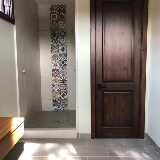 Interior Design Project . Guest Suite Ba
