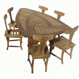 Outrigger Table