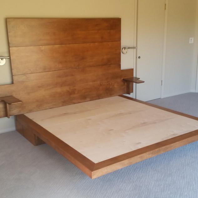 Hardesty Floating Bed