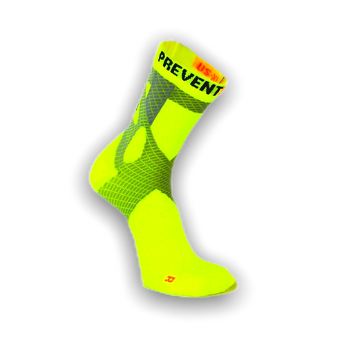Crew Sock Yellow