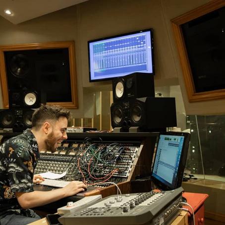 Epic mixing!