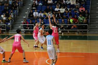 本校女子籃球隊獲學界籃球比賽亞軍