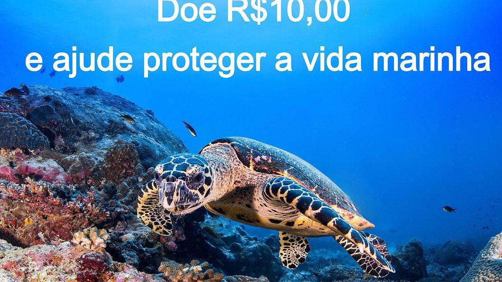 Doe R$10,00