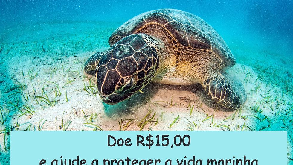 Doe R$15,00
