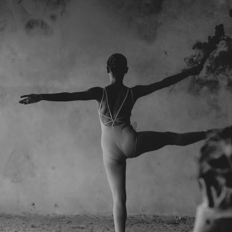 Prática Criativa com bailarinas - Campos