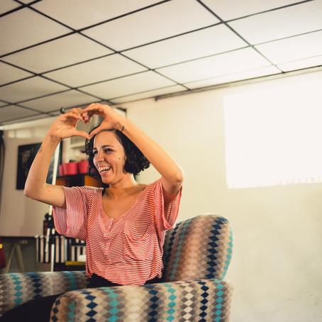 Aula Aberta - Criatividade com Silvia Jardim - Campos