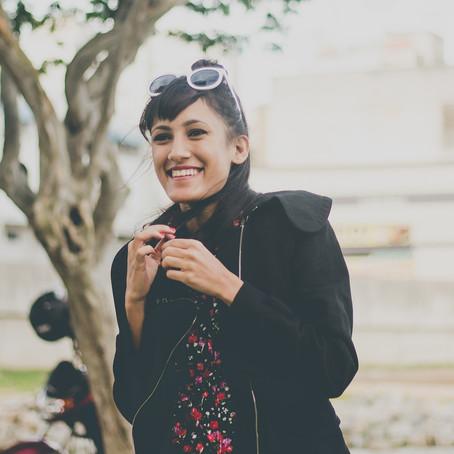 Luz Contínua – Autorretrato com Isabella Mariana - Campos