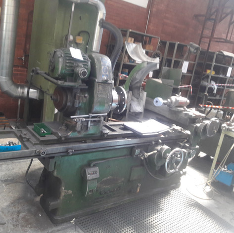 cnc machines moved