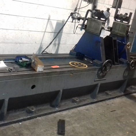 machine ready to jack and skate