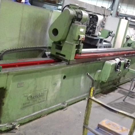 machines removed in bradford