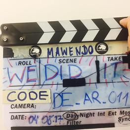 Fiilmproduktion im Studio