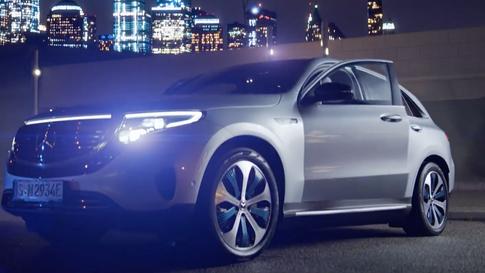 Mercedes Benz - New Decade. New Heroes.