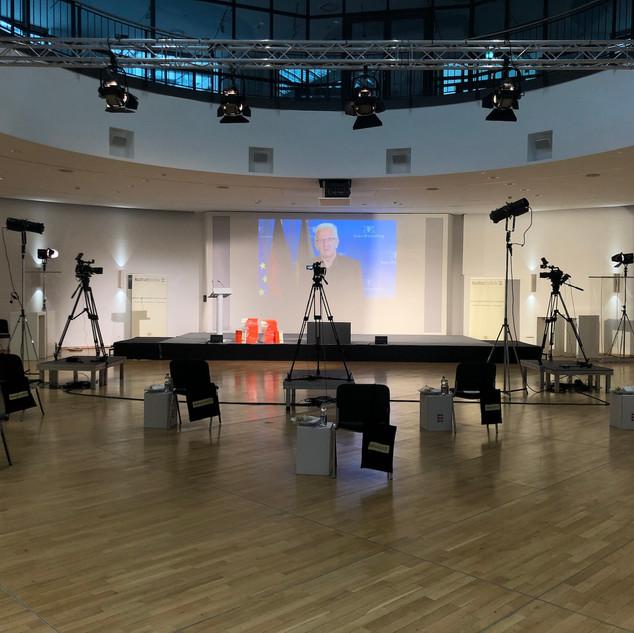 Livestream Produktioin Stuttgart