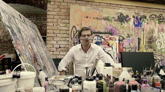 Axel Brüggemann, Art in the City / SKY