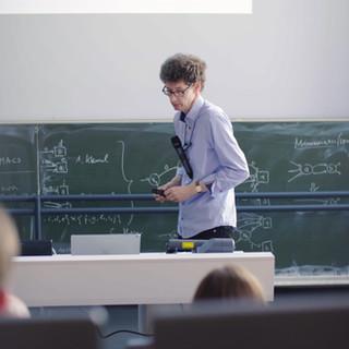 Imagefilm Universität Ulm