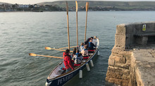 Get kids active and on the sea in our Junior rowing section