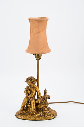 French Mini Table Lamp