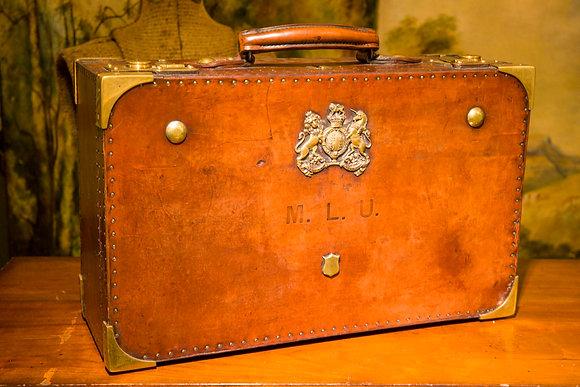 1920-30年代 英國陸軍行李箱