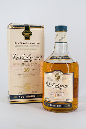 Dalwhinnie 15YO 1998 Centenary Edition 1L