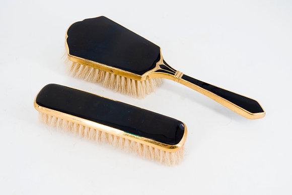 Vintage Brush Set