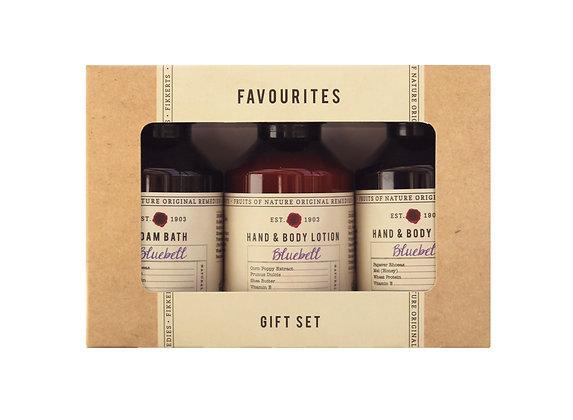 Favourite Gift Set (Bluebell)
