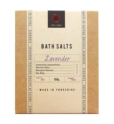 Bath Salts (Lavender) 150g