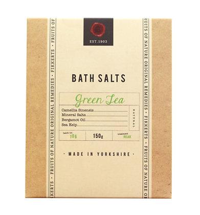 Bath Salts (Green Tea) 150g