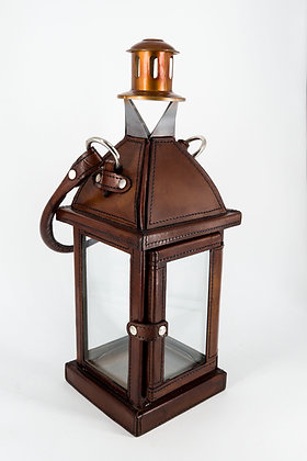 Leather Lantern
