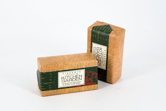 Kitchen Garden Exfoliating Soap 85g
