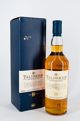 Talisker 10 Year Old - Older Bottling