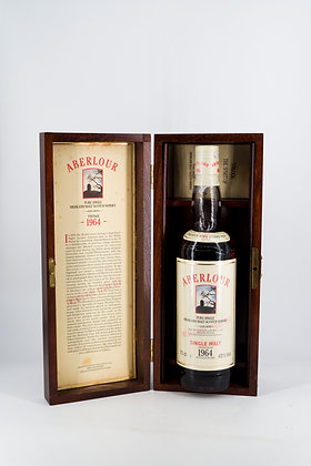 Aberlour 25 Year Old Sherry Cask Bot. 1964