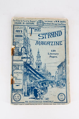 1908 Jan. The Strand Magazine