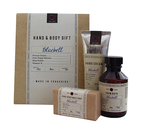 Hand and Body Gift Set (Bluebell)