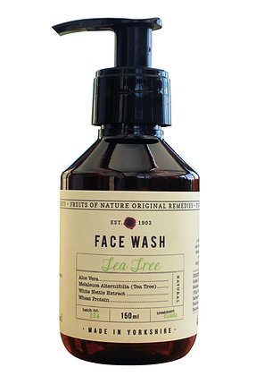 Face Wash - Tea Tree (150ml)