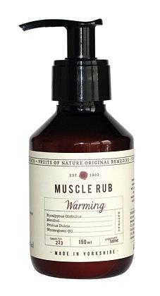 Muscle Rub - Warming (150ml)
