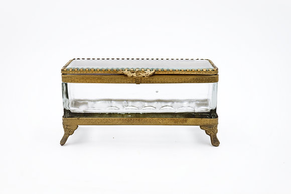 GLASSES BOX (ROSE GOLD)