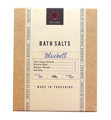 Bath Salts (Bluebell) 150g