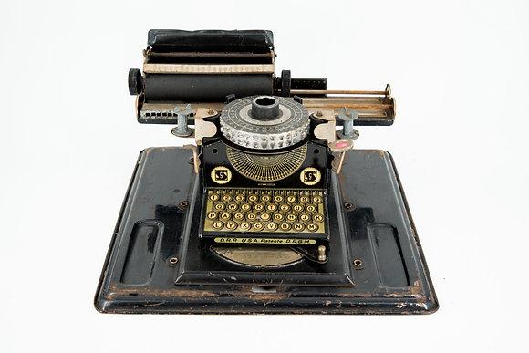 Junior Model 3 迷你擺設打字機(美國製造)