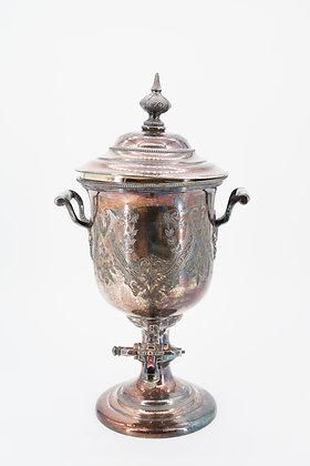 """1870年"""" R.Broadhead&Co""""鍍銀茶水機"""