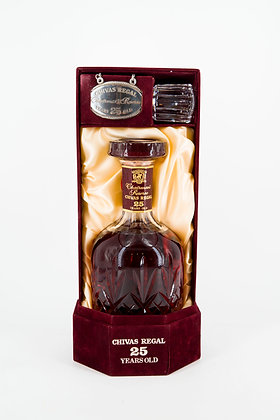 Chivas Regal 25 year Old Chairman's Reserve Bot.1980s