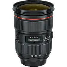 Canon 24-70mm L 2.8 II