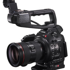 Canon C100 + DAF