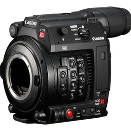 Canon C200 4K