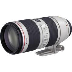 Canon 70-200mm L 2.8 IS II
