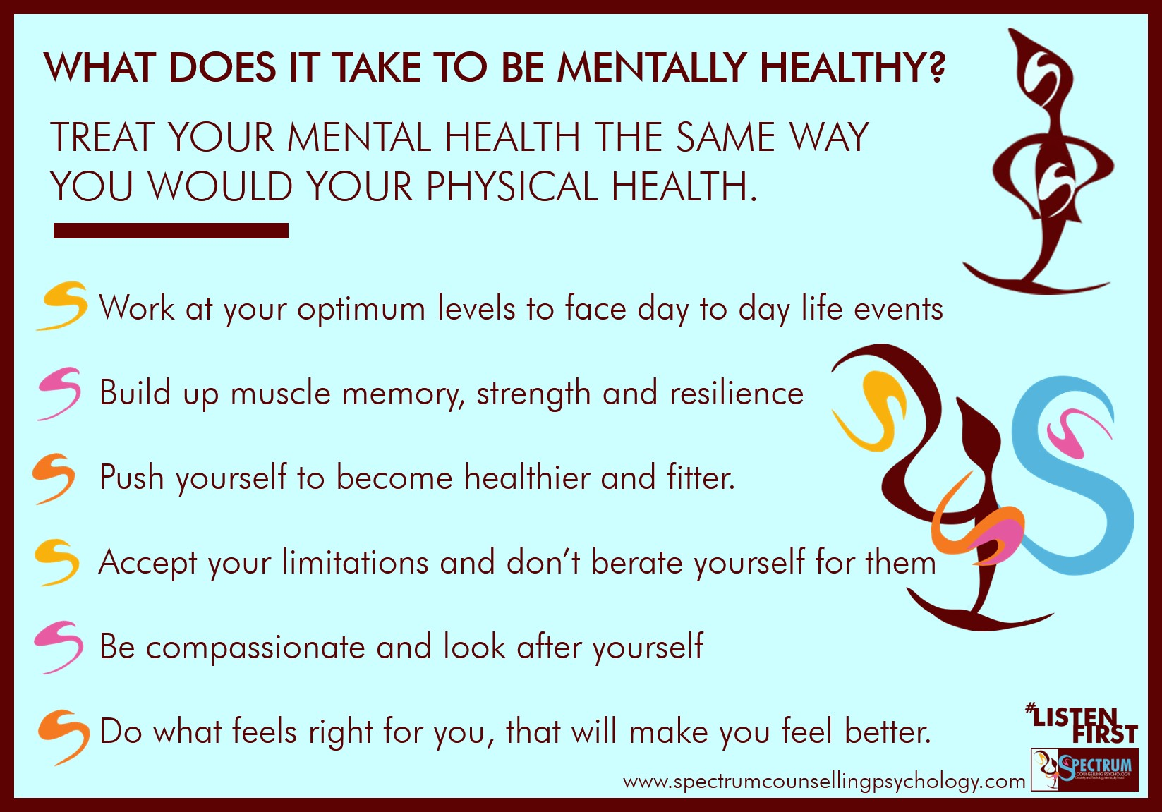 How to be physically and Mentally health