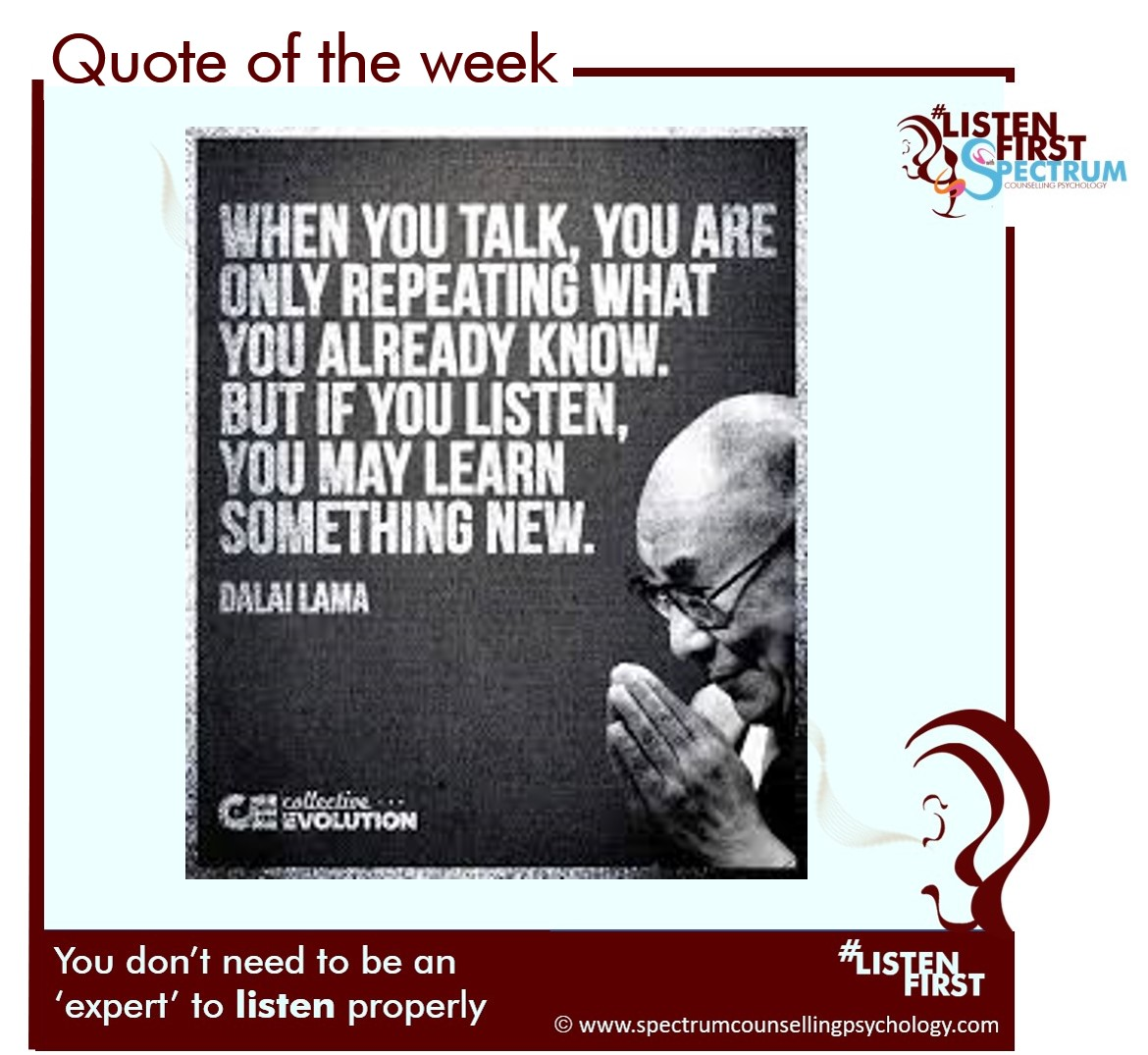 Quote of the week 3