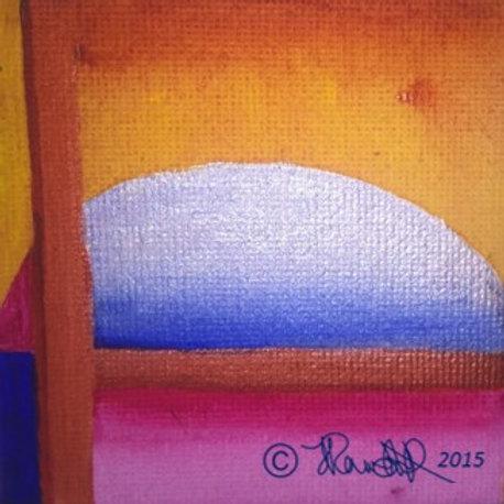 Mini canvas block~G