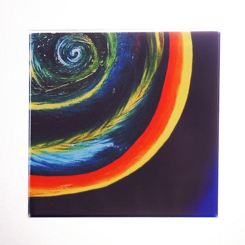 WAVE (br)-Individual coasters