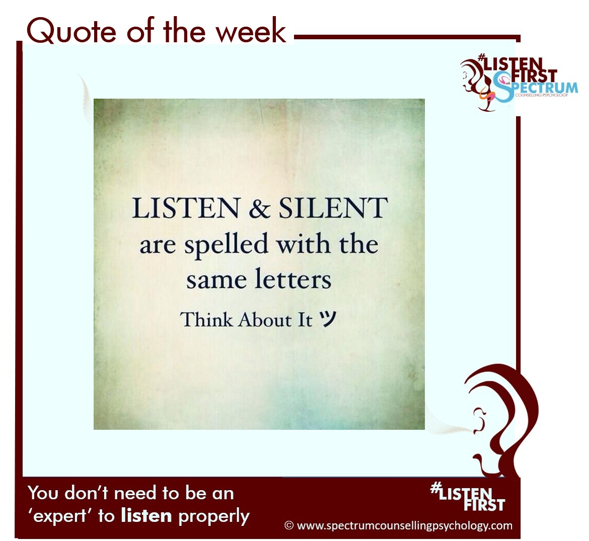 Quote of the week 1